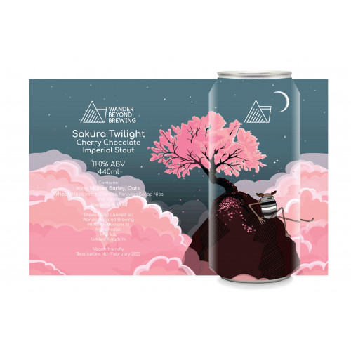 Sakura Twilight 440ml