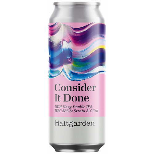 Consider It Done 500ml