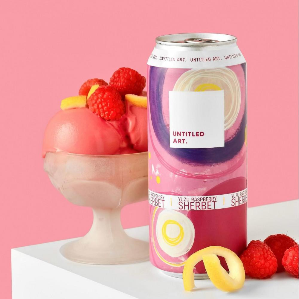 Yuzu Raspberry Sherbet 473ml