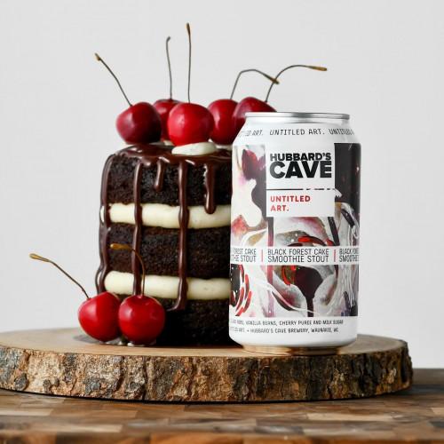 Black Forest Cake Smoothie Stout 355ml